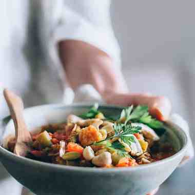 5 Vegan Dinners to Get You Started on a Plant-Based Lifestyle