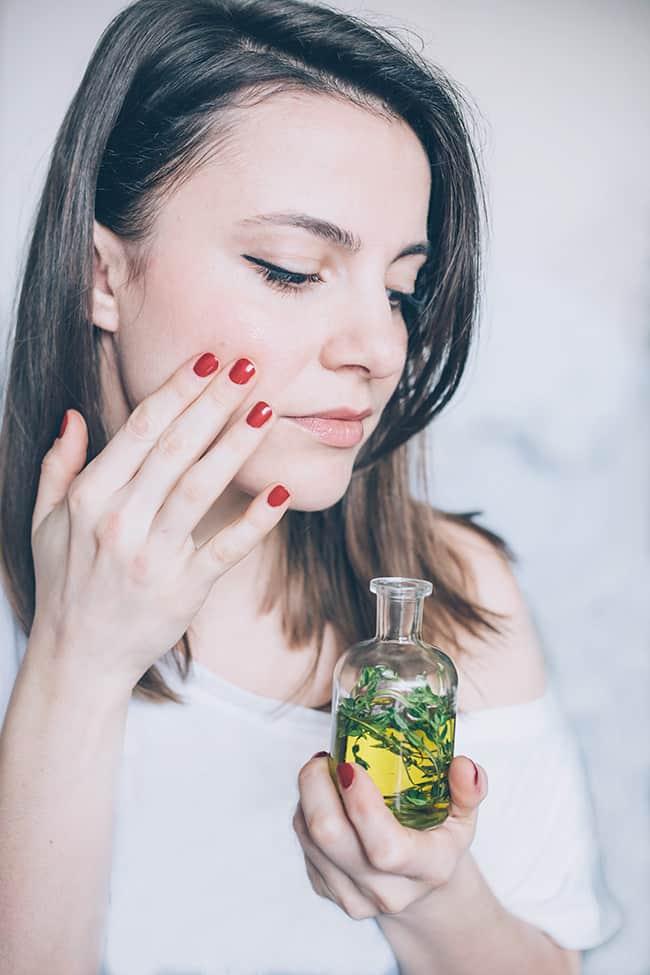 DIY Custom Face Oil Formula