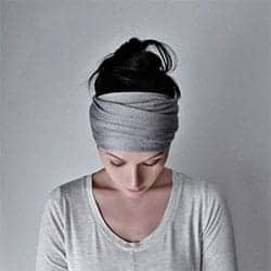 Eco Shag Yoga Headband