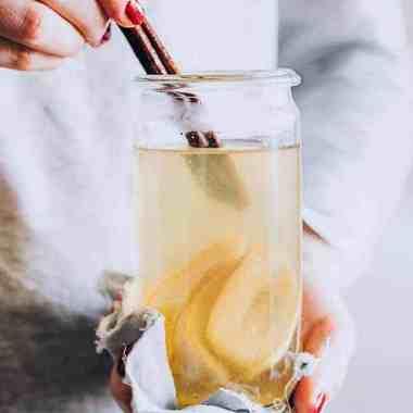 Inside + Out: 3 Banana Beauty Recipes + Sleep Well Banana Tea