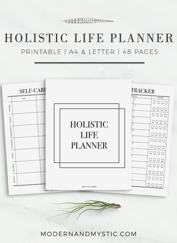 Holistic Life Planner