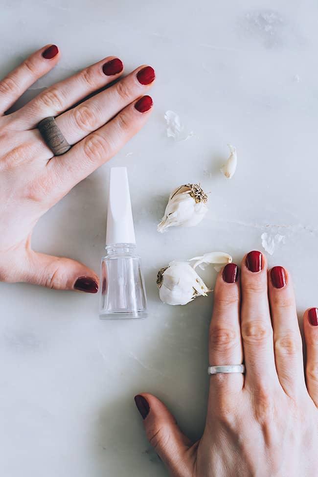 Garlic Nail Strengthener