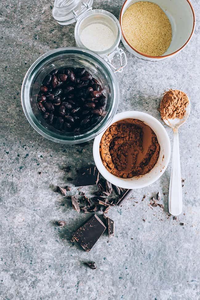 Headache-Soothing Adaptogenic Hot Chocolate
