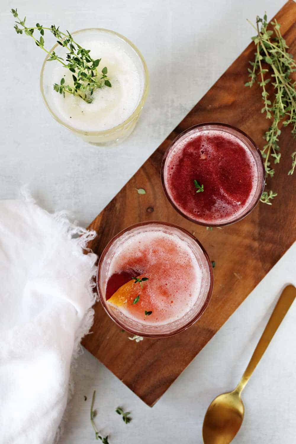 White, Red or Rosé? 3 Wine Slushies to Try This Weekend