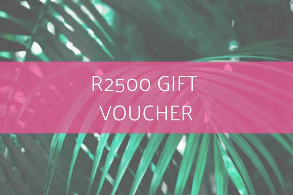 2500 gift voucher hello gorgeous buy online
