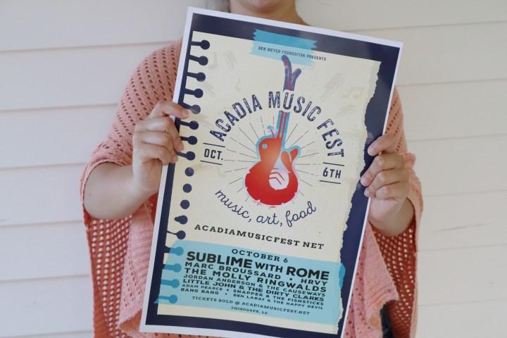 Acadia Music Festival- The Art Market