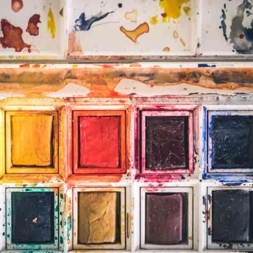 art therapy mental health creative