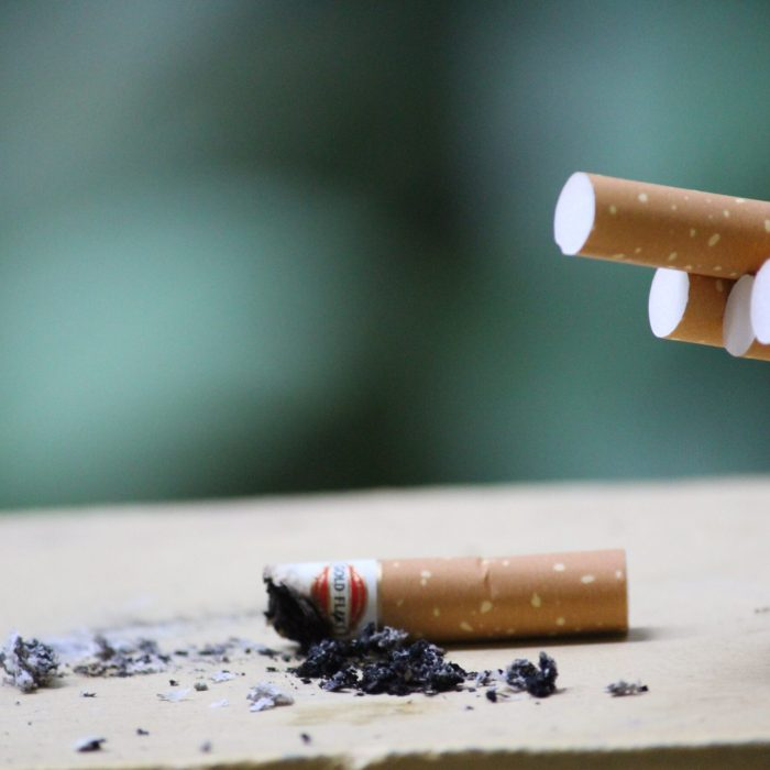 the best way to eliminate cigarette smell from your house