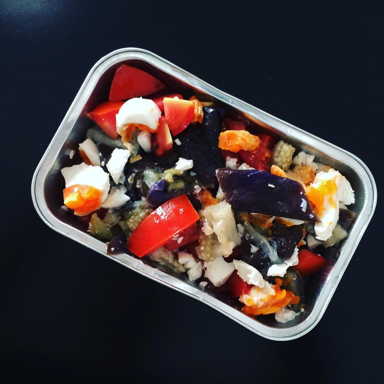 Eggplant Salad