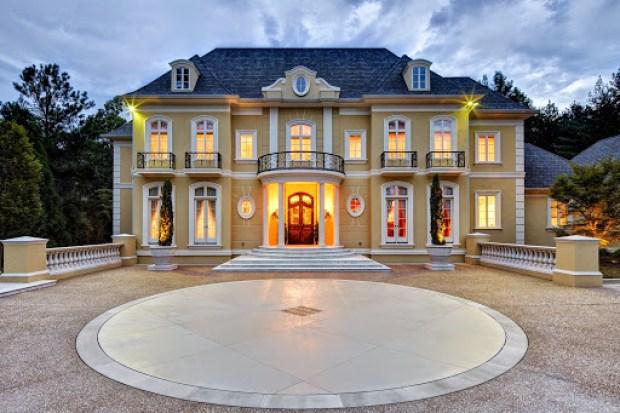 2015 Atlanta Decorator's Show House & Gardens roomsrevamped.com