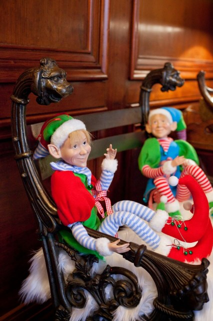 Elves sitting in a chair roomsrevamped.com