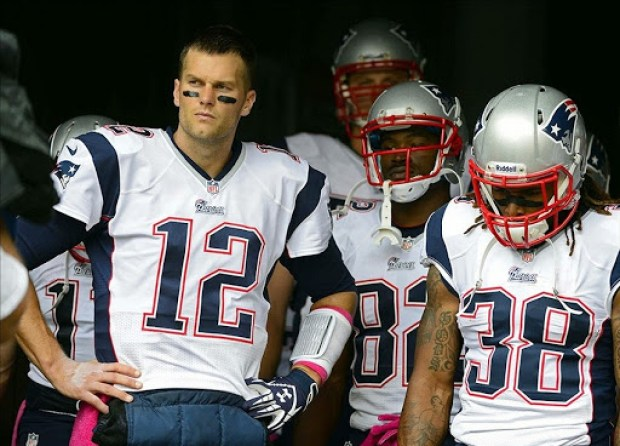 Tom Brady and the Patriots