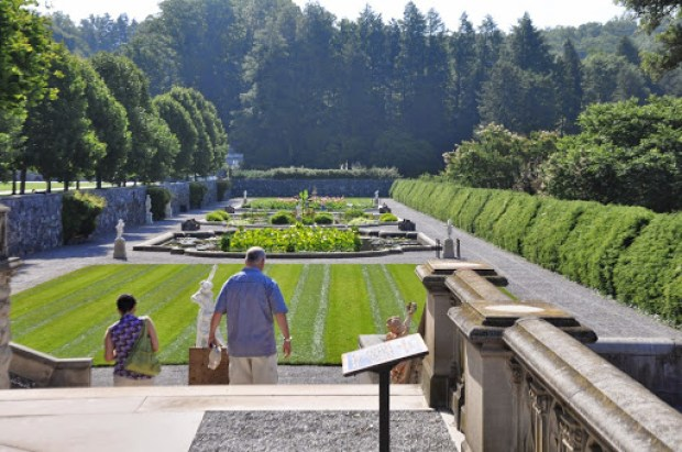 Italian Gardens at the Biltmore
