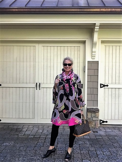 Fashion over 50: Shopping in the Junior's Department-Hello I'm 50ish