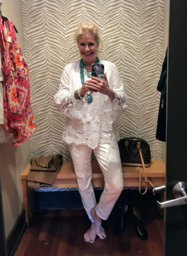 Dressing Room Confession: Wearing white after Memorial Day