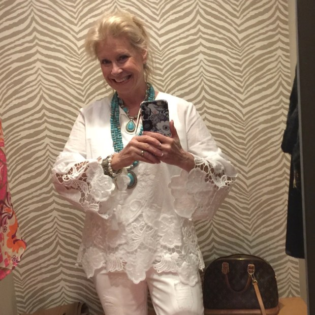 Dressing Room Confession: Wearing white before Memorial Day