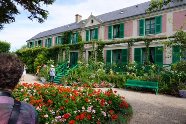 Claude Monet's Gardens in Giverny: Day 2 on the River Cruise-Hello I'm 50ish