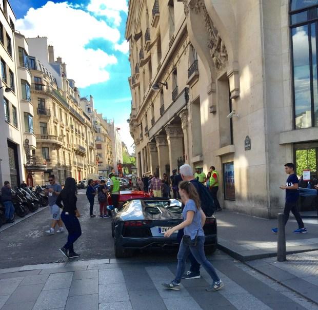 American in Paris- Walking off the Jet Lag- Hello I'm 50ish