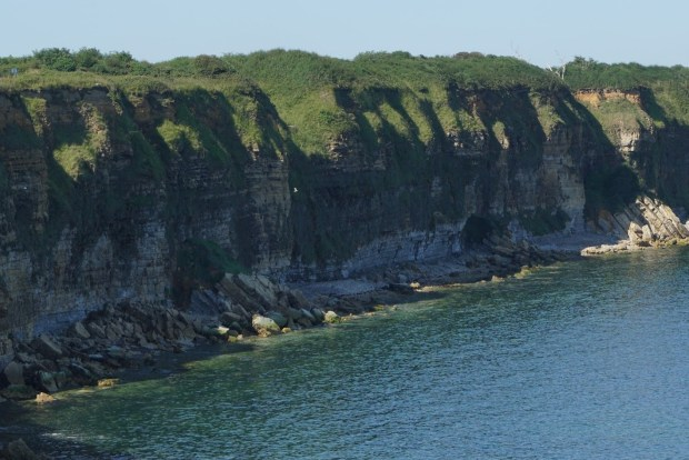Seine River Cruise: Normandy Beach-Hello I'm 50ish