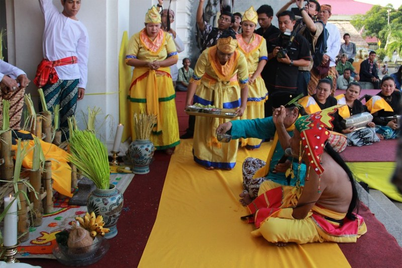 the Purification Ceremony of the Sultan