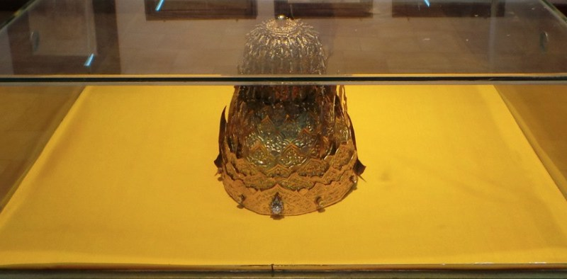 Ketopong, Crown of Sultan Kutai Kartanegara