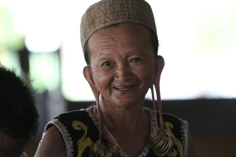 Dayak Long Ear