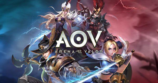 memenangkan rank arena of valor