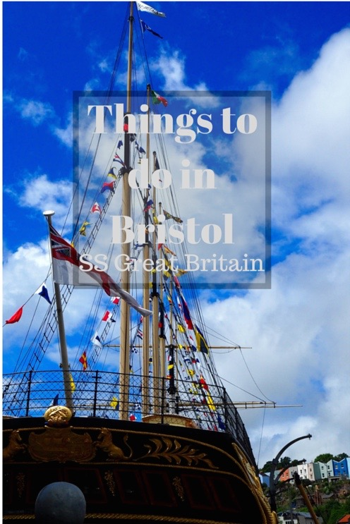 Things to do in Bristol SS Great Britain