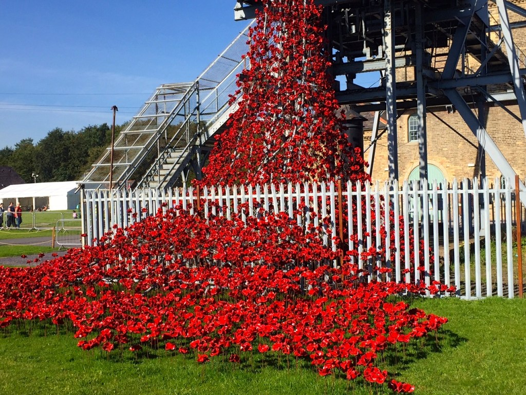 Woodhorn Weeping Window