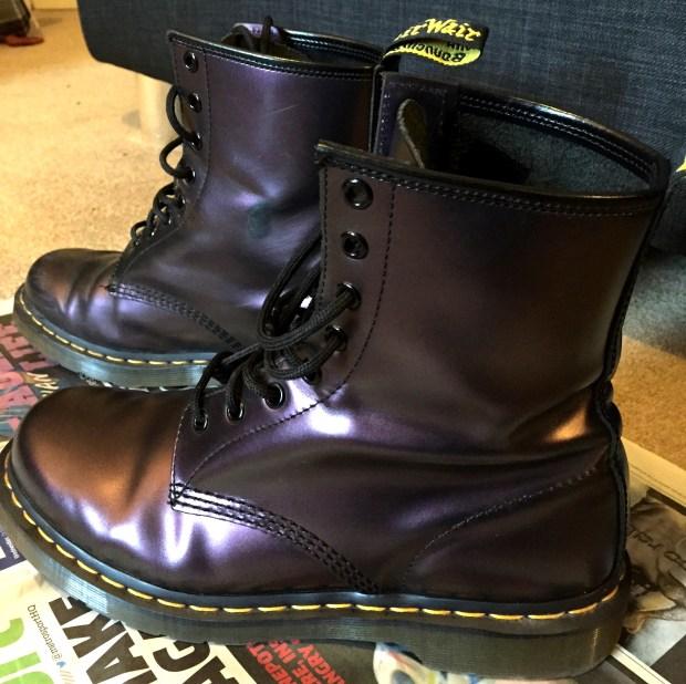Shiny Boots