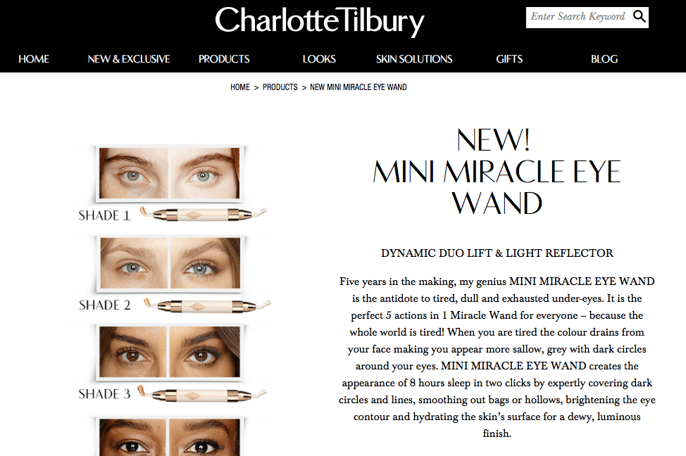 Charlotte Tilbury Miracle Eye Wand