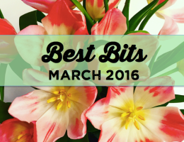 Best Bits: March 2016