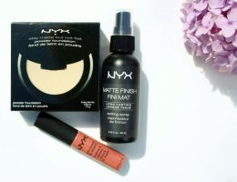 Beauty: A Mini NYX Haul
