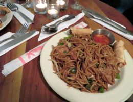 A Pop Up Thai Restaurant at The Sidegate Gallery