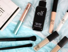 Beauty: Trying Out e.l.f. Cosmetics