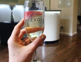 A Weekend Treat at Levoi Champagne Nail Bar