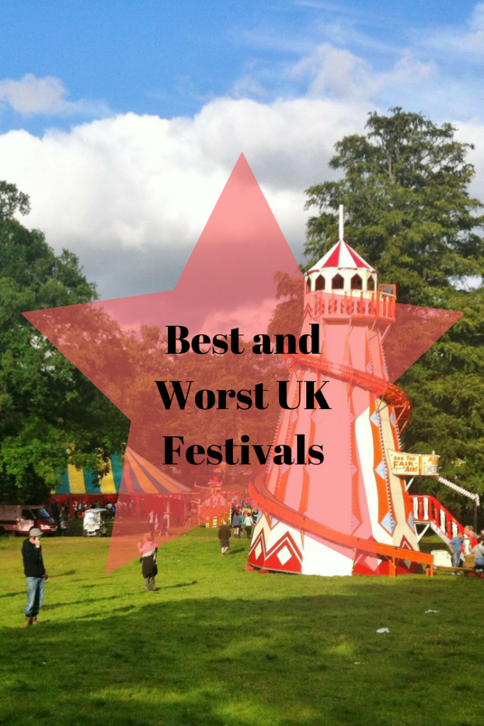 Best and Worst UK Festivals