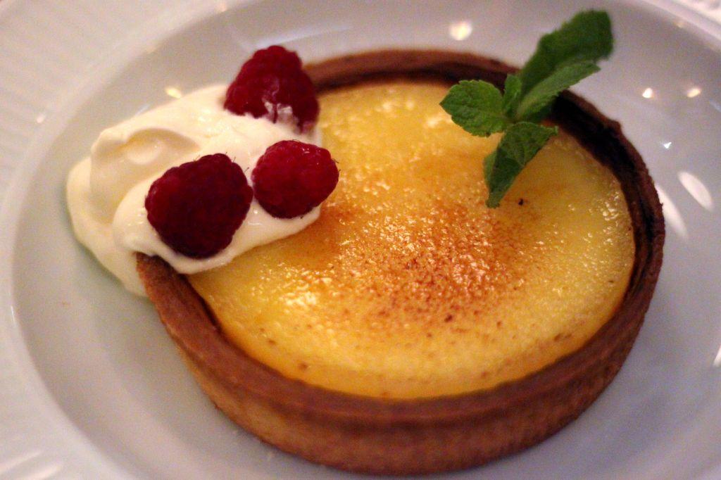 Cote Brasserie Lemon Tart