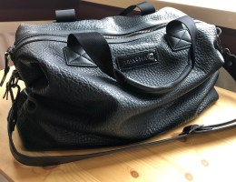 Tiba + Marl Raf Holdall Changing Bag Review