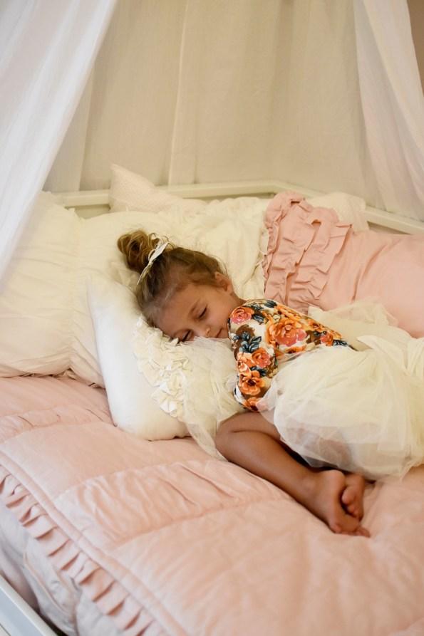 modern chic whimsical toddler girl horse inspired room // Beddy's bedding