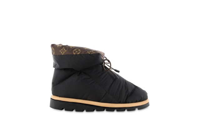 louis vuitton black boot hello joburg
