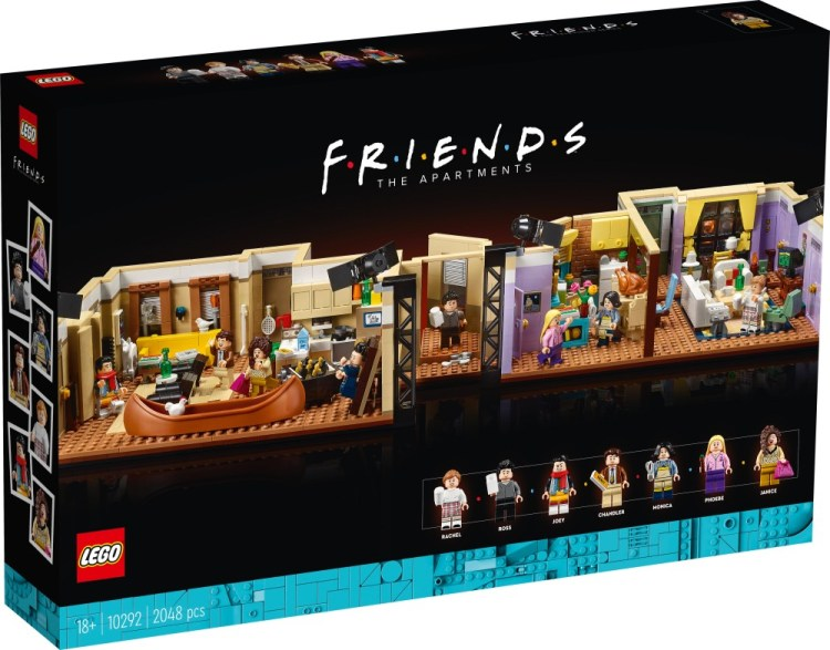 friends tv series competition