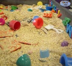 Oatmeal table