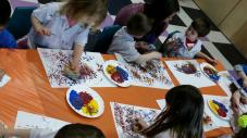 fine art class for kids morris county