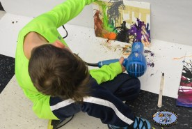 new jersey art class for children