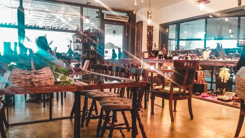 Heyri Art Village cafe