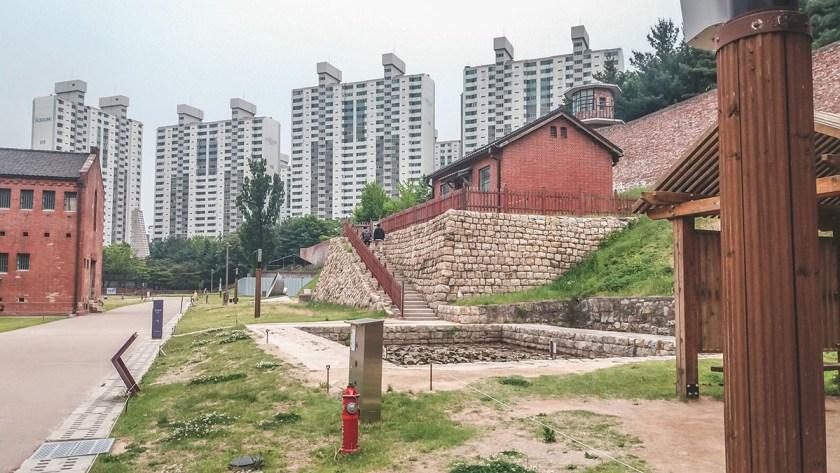 prison seodaemun seoul