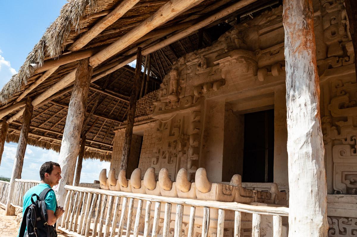 fresques mayas à ek balam