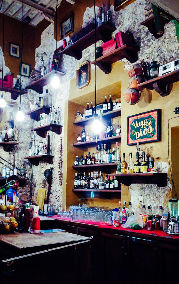 bar à Merida