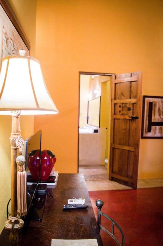 chambre hacienda Merida VIP